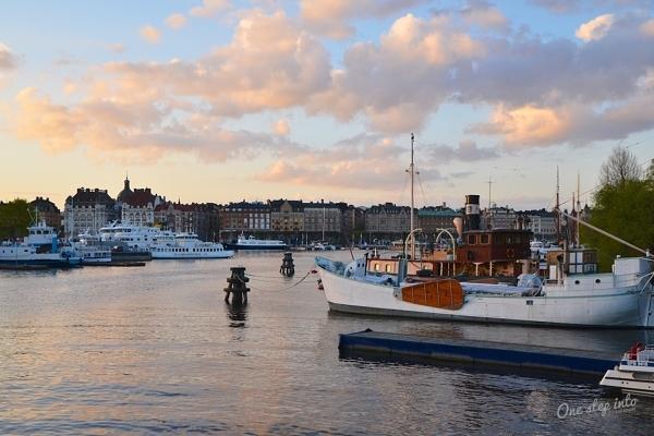 Strandvägen - Skeppsholmsbron