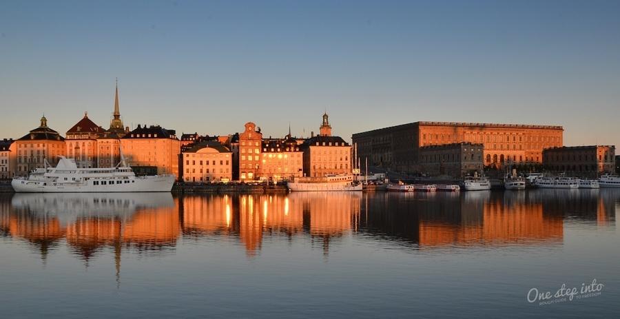 Gamla Stan - Skeppsholmsbron